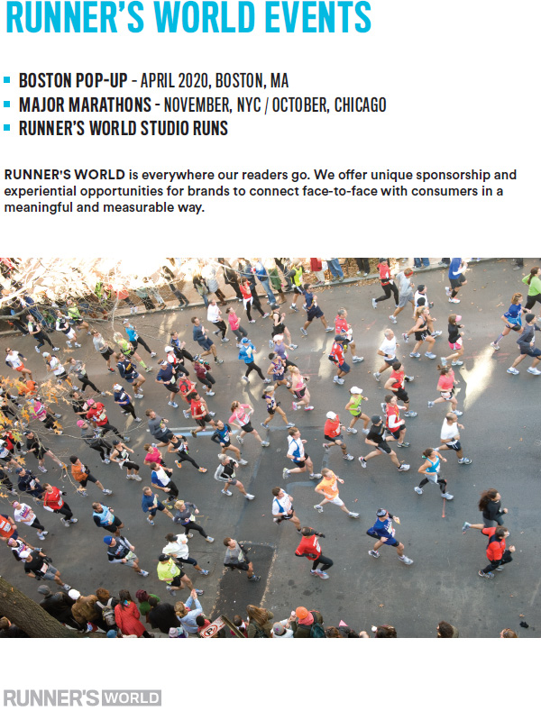 General Overview - Runner's World Magazine Media Kit