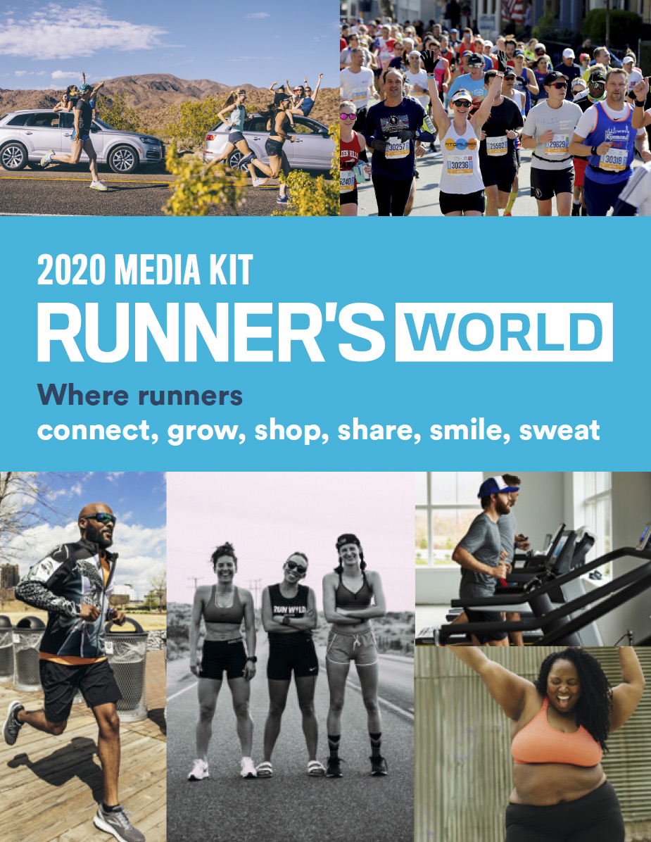 Runner's World Magazine Media Kit